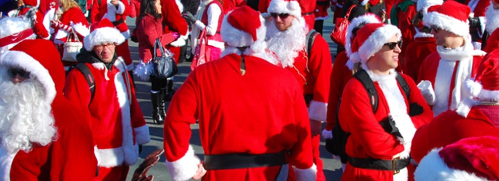 photo credit: Santacon 2009 - Astoria, Queens NYC via photopin (license)
